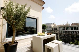 Deco Apartments – Diagonal, Appartamenti  Barcellona - big - 16