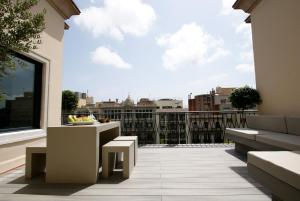Deco Apartments – Diagonal, Appartamenti  Barcellona - big - 17