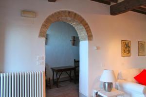 Casa La Portaccia, Apartmanok  Anghiari - big - 41