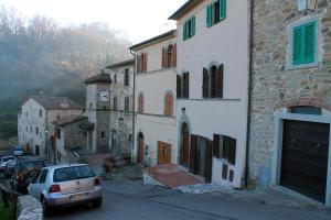 Casa La Portaccia, Апартаменты  Ангьяри - big - 35