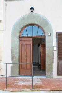 Casa La Portaccia, Апартаменты  Ангьяри - big - 33