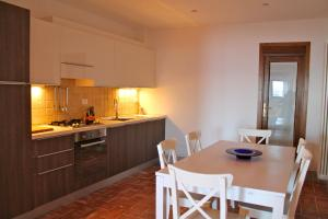 Casa La Portaccia, Apartmanok  Anghiari - big - 18