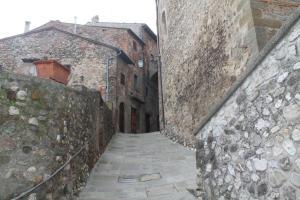 Casa La Portaccia, Апартаменты  Ангьяри - big - 29