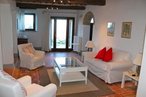 Casa La Portaccia, Apartmanok  Anghiari - big - 6