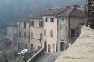 Casa La Portaccia, Apartmanok  Anghiari - big - 5