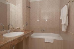 Business club hotel RAZUMOVSKY, Szállodák  Omszk - big - 23