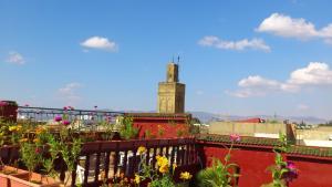 Ryad Bab Berdaine, Riads  Meknès - big - 50
