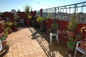 Ryad Bab Berdaine, Riads  Meknès - big - 46