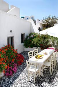 Santorini Heritage Villas, Vily  Megalokhori - big - 75