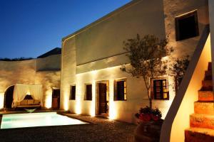 Santorini Heritage Villas, Vily  Megalokhori - big - 51