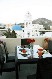 Santorini Heritage Villas, Vily  Megalokhori - big - 64