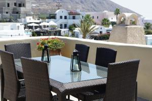 Santorini Heritage Villas, Vily  Megalokhori - big - 30