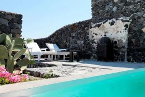 Santorini Heritage Villas, Vily  Megalokhori - big - 35