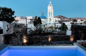 Santorini Heritage Villas, Vily  Megalokhori - big - 36