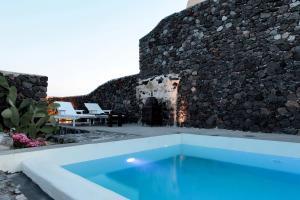 Santorini Heritage Villas, Vily  Megalokhori - big - 14