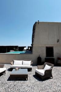 Santorini Heritage Villas, Vily  Megalokhori - big - 112