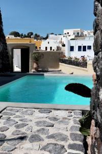 Santorini Heritage Villas, Vily  Megalokhori - big - 12
