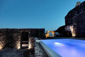 Santorini Heritage Villas, Vily  Megalokhori - big - 39