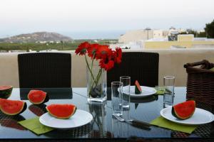 Santorini Heritage Villas, Vily  Megalokhori - big - 40