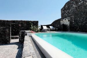 Santorini Heritage Villas, Vily  Megalokhori - big - 42