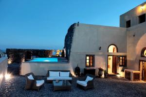 Santorini Heritage Villas, Vily  Megalokhori - big - 28