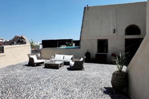 Santorini Heritage Villas, Vily  Megalokhori - big - 11