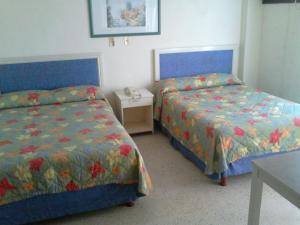 Hotel Bienvenido, Отели  Хосе-Кардель - big - 2