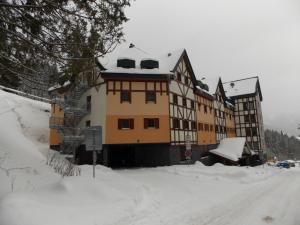Javor Apartmán, Апартаменты  Пец под Снежкой - big - 2