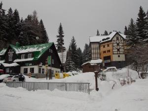 Javor Apartmán, Ferienwohnungen  Pec pod Sněžkou - big - 6