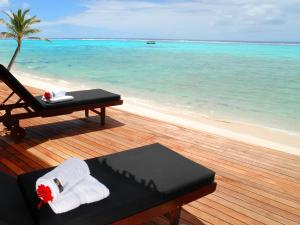 Rumours Luxury Villas & Spa, Villák  Rarotonga - big - 3