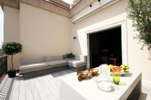 Superior Two-Bedroom Apartment with Terrace