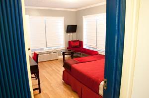 Pokój typu Deluxe z łóżkiem typu queen-size