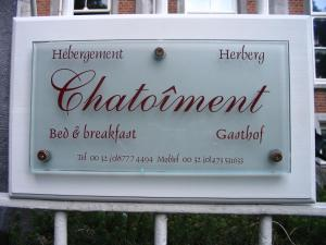 Hébergement Chatoîment, Hotels  Spa - big - 51