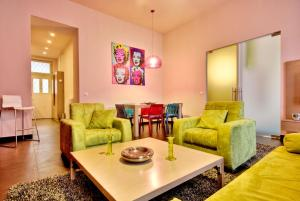Superior Two-Bedroom Apartment - 6th district 1064 Zichy Jeno street