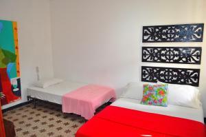 Hotel Santa Cruz, Hotel  Cartagena de Indias - big - 33