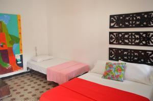 Hotel Santa Cruz, Hotel  Cartagena de Indias - big - 19