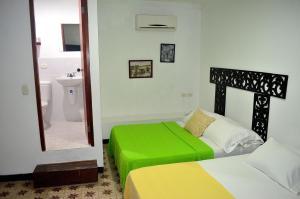 Hotel Santa Cruz, Hotel  Cartagena de Indias - big - 22