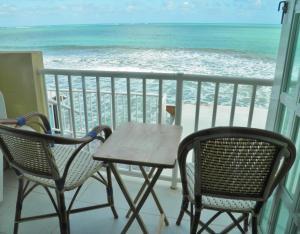 Yunque Mar Beach Hotel, Отели  Лукильо - big - 11