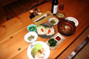 Outdoor Lodge Shizen Kaikisen, Lodge  Ueda - big - 25