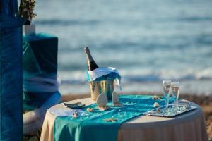 Marinos Beach Hotel-Apartments, Residence  Platanes - big - 68