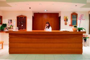 Marinos Beach Hotel-Apartments, Apartmánové hotely  Platanes - big - 66
