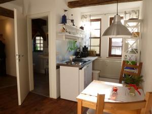 Ferienwohnungen Marktstrasse 15, Apartmány  Quedlinburg - big - 29