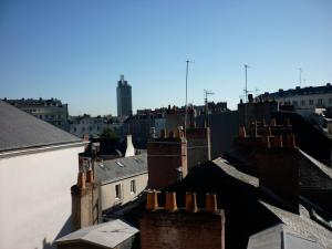 Le Copernic, Apartments  Nantes - big - 11