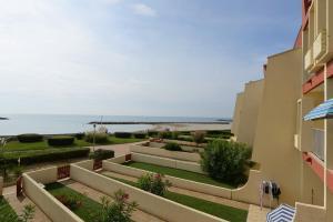 Résidence de Tourisme l'Albatros, Apartmány  Palavas-les-Flots - big - 6