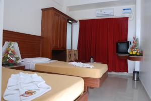 SNT Comforts, Hotely  Bangalore - big - 7