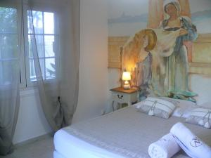 Hôtel Villa Morgane, Hotels  Saint-Pierre - big - 32