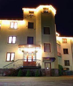 Hermes, Hotel  Truskavets - big - 33