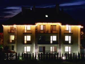 Hermes, Hotel  Truskavets - big - 51