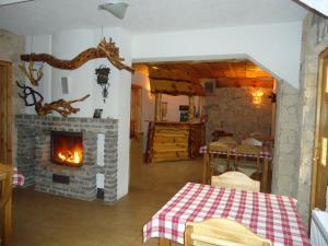 Pansion House Prijeboj, Penzióny  Jezerce - big - 33