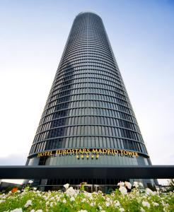 Eurostars Madrid Tower, Hotels  Madrid - big - 8